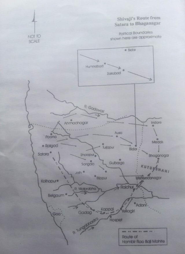 नकाशा क्रमांक १