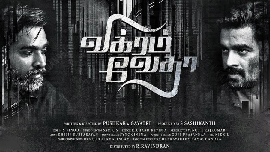 Vikram-Vedha Movie Review